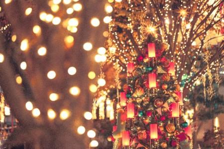 北関東 イルミネーション クリスマス